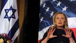 Hillary Clinton: i nuovi insediamenti di Israele passo indietro per i