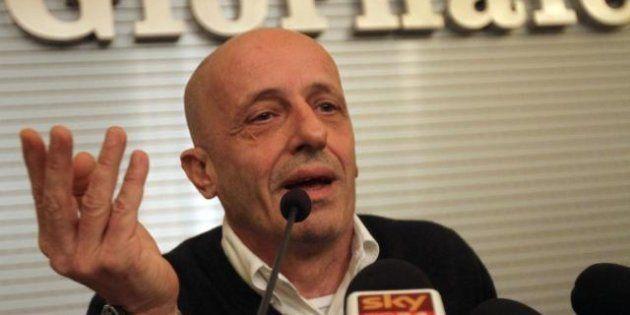 Alessandro Sallusti arrestato nella sede del Giornale, evade dai domiciliari e viene processato