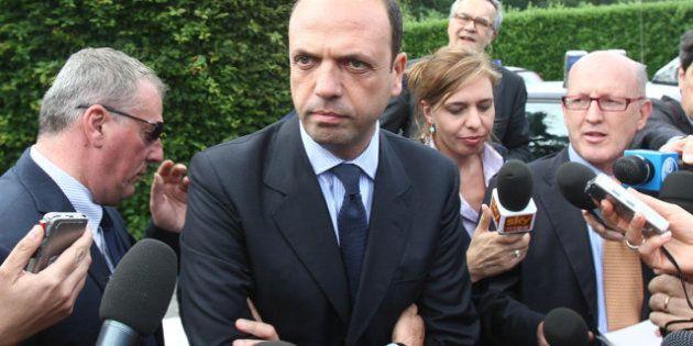 Vertice ad Arcore, Silvio Berlusconi ad Angelino Alfano: