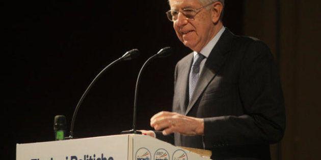 Elezioni 2013: Mario Monti ospite a Repubblica tv