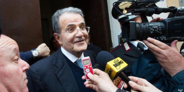 I 101 franchi tiratori non abitano a P. Chigi: Prodi a colloquio con Letta, endorsement del Prof al premier...