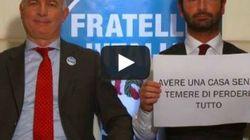 Lo spot omofobo di Fratelli D'Italia