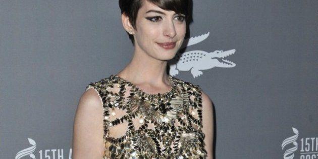 A Hollywood nessuno veste bene come Anne Hathaway (FOTO