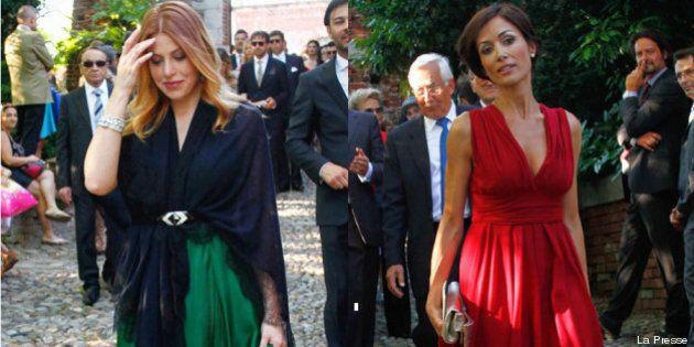 Geronimo La Russa e Patrizia Silini sposi: alle nozze Barbara Berlusconi e Mara Carfagna