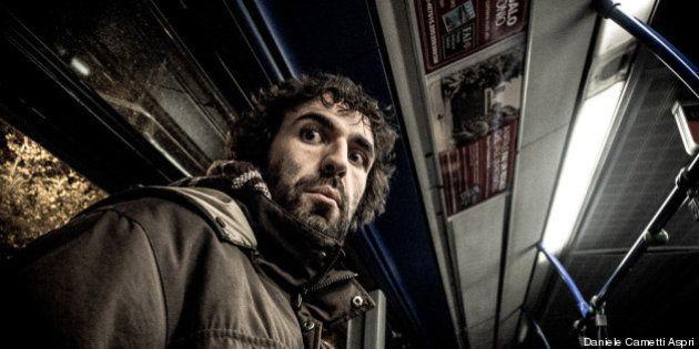 Daniele Cametti Aspri: Metrofobia, il reportage fotografico sui mezzi di trasporto di Roma