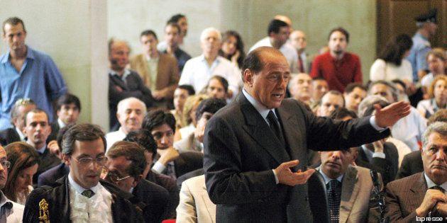 Ineleggibilità di Silvio Berlusconi, il Pd si spacca. Il Pdl: