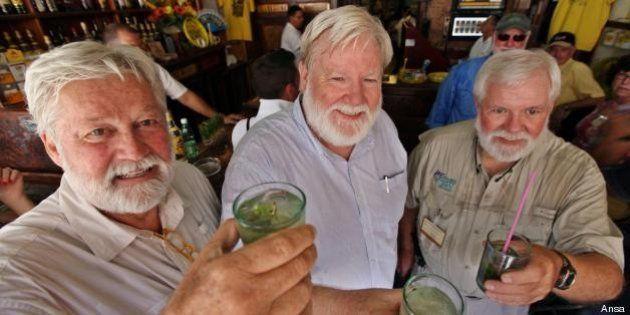 Ernest Hemingway: l'Avana (Cuba) invasa dai cloni per una