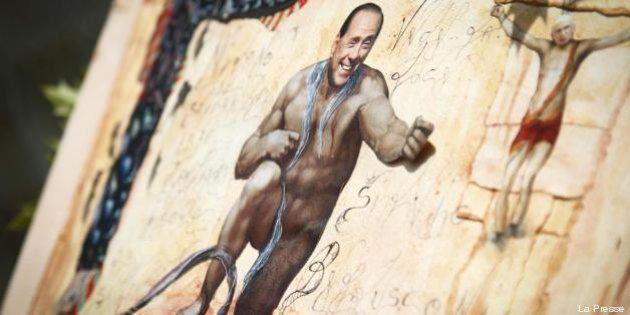 Silvio Berlusconi: Ruby, Nicole Minetti e Patrizia D'Addario, Nel libro istoriato tutte le donne del...