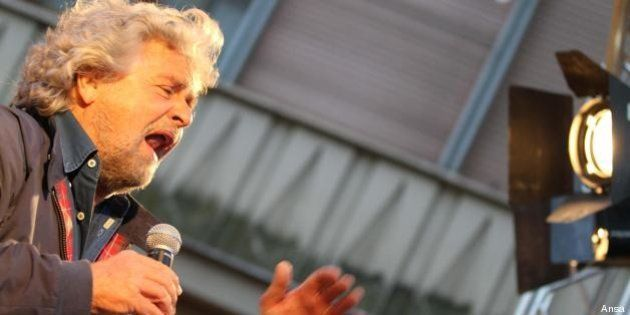 M5s, Beppe Grillo: