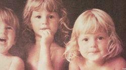 Chi è la bambina al centro della foto?