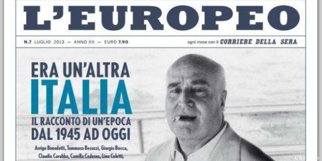 L'Europeo chiude: in edicola l'ultimo numero. La storia per immagini