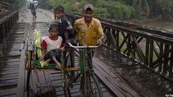 Il ciclone Mahasen minaccia India, Bangladesh e Birmania