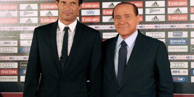 Elezioni 2013: Silvio Berlusconi pronto a sfruttare la presenza a San Siro per le sfide del Milan contro...