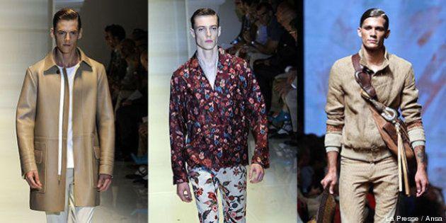 hot sale online 5cf28 c9b1e Gucci Uomo tutto di fiori si vuole vestire | L'HuffPost