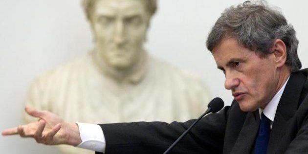 Gianni Alemanno sulla candidatura di Alfio Marchini: