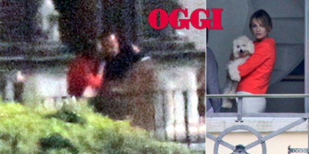 Francesca Pascale e Silvio Berlusconi: baci e tenerezze a Villa Comalcione prima della sentenza Ruby
