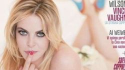 Claudia Gerini nuda per Playboy: