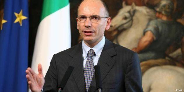 Governo Letta: l'Italia potrà recuperare altri 4 miliardi dai fondi
