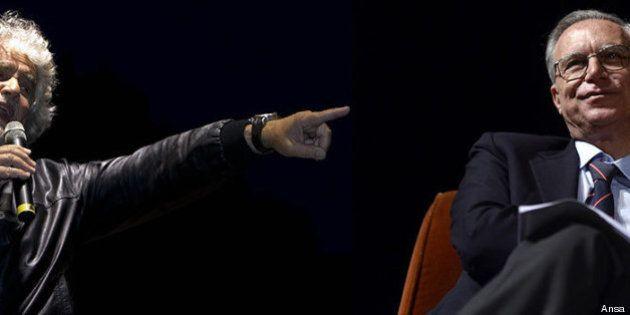 M5s e Pd insieme al governo? Dopo l'incontro tra Beppe Grillo e Napolitano qualcosa è cambiato