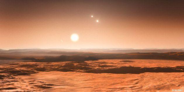 Spazio: scoperti tre pianeti potenzialmente abitabili. Girano intorno alla stessa stella