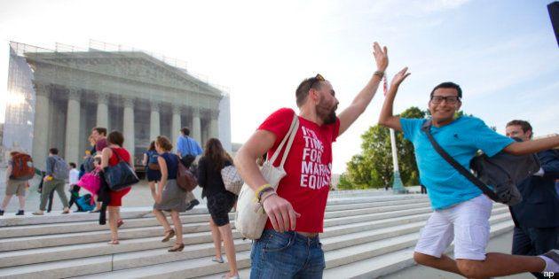 Usa: Matrimoni gay, sentenza storica: validi in tutti gli stati americani (FOTO, TWEET, VIDEO,