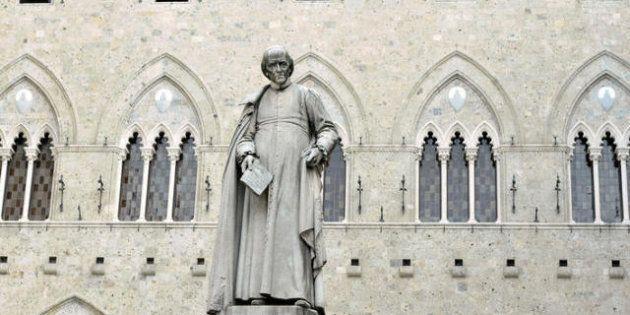 Mps, l'Ue pronta a costringere il Tesoro italiano ad entrare nel capitale della banca nel 2014. Modifica...