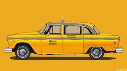 Automobili e film: quattroruote celebri in locandina. L'arte di Jesús Prudencio