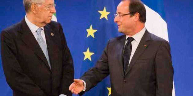 Tav, il prossimo vertice bilaterale sarà a Torino. Lo annunciano Mario Monti e Francois Hollande. A Lione...