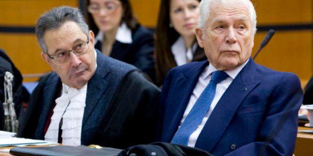 Ifil-Exor: Gianluigi Gabetti e Franzo Grande Stevens condannati a 1 anno e 4 mesi in appello per aggiotaggio