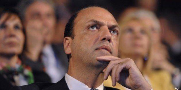 Angelino Alfano a Porta a Porta: