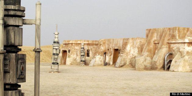 I set abbandonati di Star Wars: