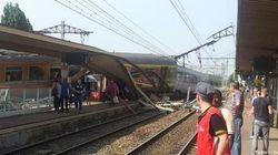 Parigi: incidente ferroviario, deraglia un