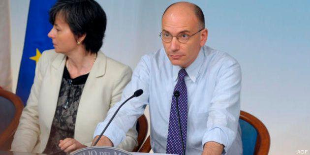 Decreto lavoro 2013: Enrico Letta sull'Iva
