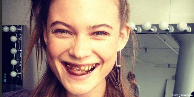 Modelle: gli scatti divertenti su Instagram