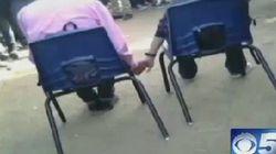 La punizione del preside ai due studenti: