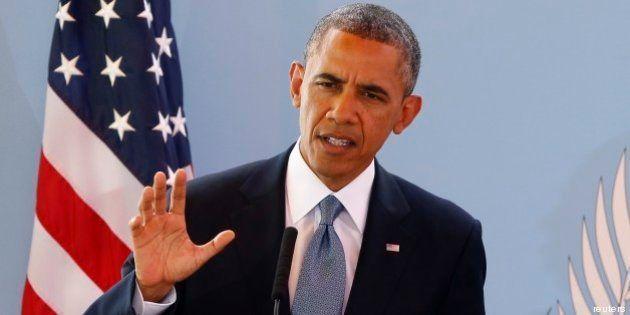 Nelson Mandela: Barack Obama:
