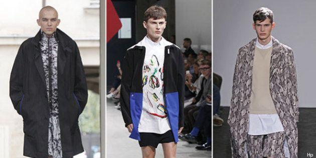 Moda, a Parigi le collezioni maschili per la prossima estate