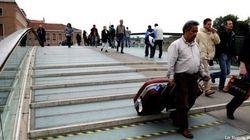 Venezia, Ponte di Calatrava: spese folli per sostituire i