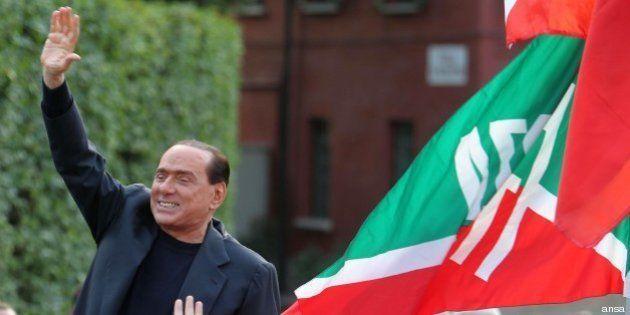 Silvio Berlusconi: il film su Forza Italia del senatore Pdl Francesco Giro (FOTO,