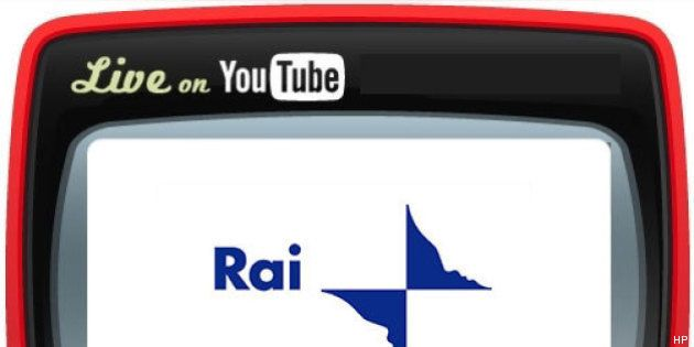 La Rai tratta con Youtube e negozia sulla pubblicità e trasmissioni