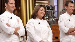 Masterchef la sfida finale: Andrea, Tiziana e Maurizio si contendono la vittoria