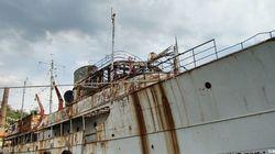 La storia sta morendo a La Spezia (FOTO,
