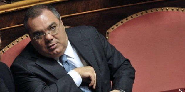 Sergio De Gregorio, compravendita di senatori: