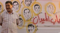 Egitto, il pittore delle rivoluzioni e i suoi quadri