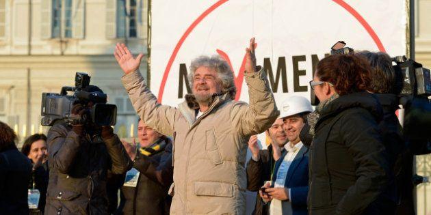 Elezioni 2013, ultimo giorno di campagna: Beppe Grillo a San Giovanni, Bersani e Monti a teatro. Incognita...