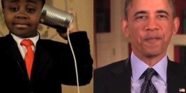Stati Uniti, Barack Obama telefona a Kid President, il testimonial della Pasquetta alla Casa Bianca (FOTO,