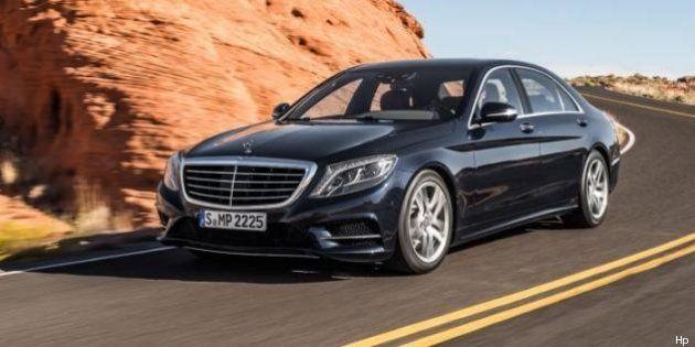 Mercedes svela la nuova generazione Classe S, la berlina