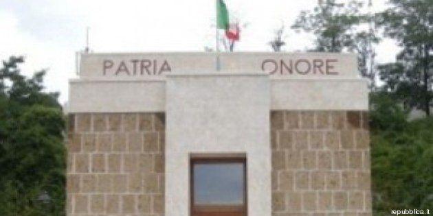Mausoleo Rodolfo Graziani: il governo stoppa il finanziamento