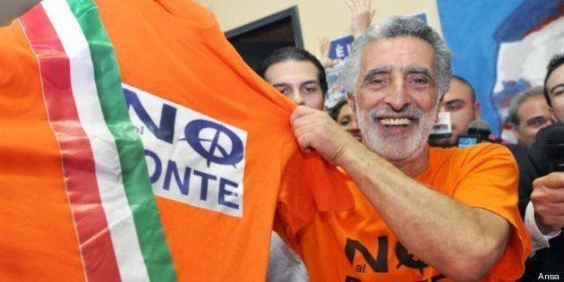 Renato Accorinti, sindaco di Messina:
