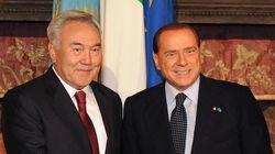 Nursultan Nazarbaev, il presidente kazako, in vacanza in Sardegna nella villa di un amico di